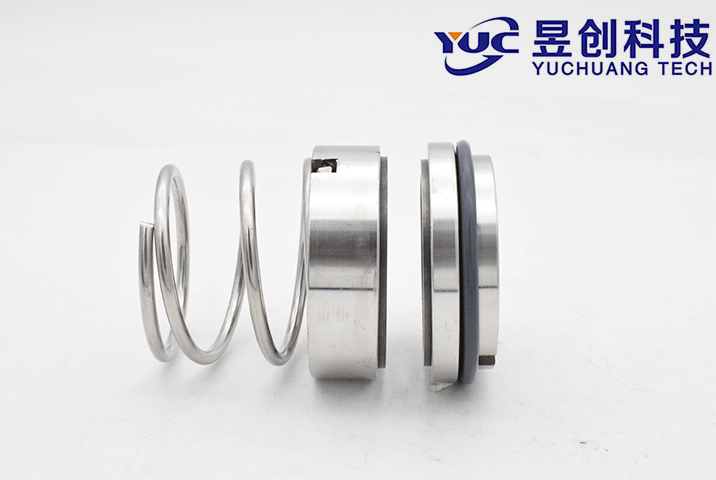 Common mechanical seal 120
